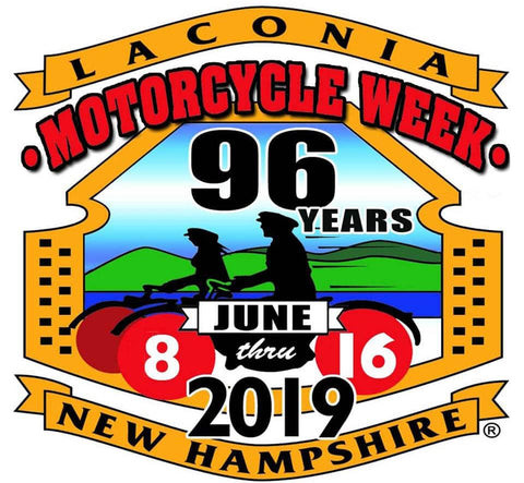 Icicles USA AT Laconia Motorcycle Week Rally June 8– 16, 2019