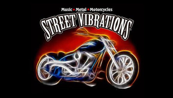 Icicles at Street Vibrations Fall 2019 Bike Rally in Reno, Nevada: Sept 25-29, 2019