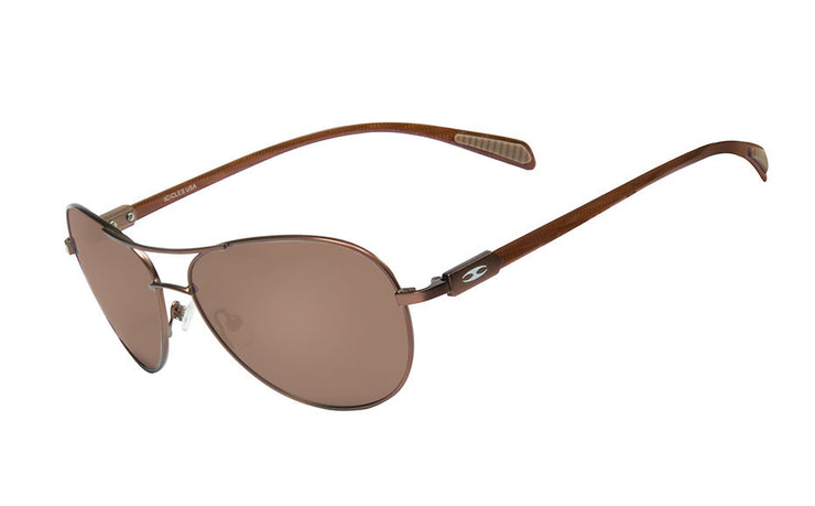 Carbon Fiber Aviator - Copper Brown