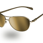 Load image into Gallery viewer, Carbon Fiber Aviator Gold