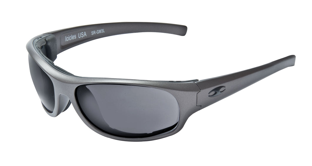 Midnight Rider Gun Metal Gray
