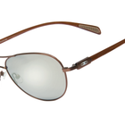Load image into Gallery viewer, Carbon Fiber Aviator Copper Brown