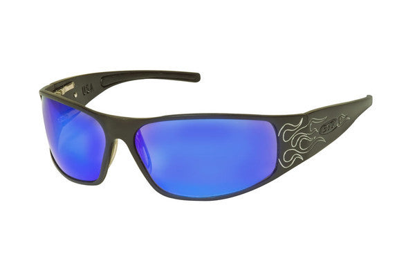 Raven - Black Flames - ICICLES - The original aluminum sunglass company - 2