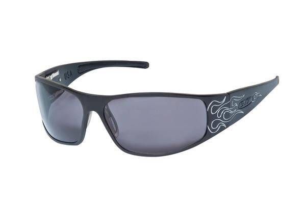 Raven - Black Flames - ICICLES - The original aluminum sunglass company - 4