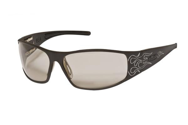 Raven - Black Flames - ICICLES - The original aluminum sunglass company - 5
