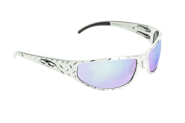 Bagger Diamond - Chrome HD Road Lens - ICICLES - The original aluminum sunglass company - 1