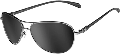 Carbon Fiber Aviator Black
