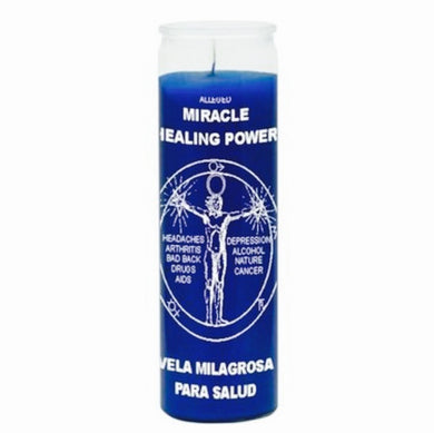 Miracle Healing Power Candle