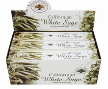 Load image into Gallery viewer, White Californian Sage Incense Sticks
