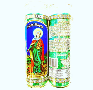 St. Martha Candle