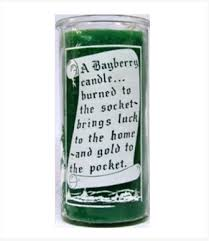 Bayberry 14 Day Glass Candle