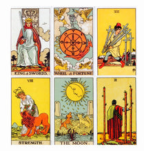 Load image into Gallery viewer, The Original Rider Waite Tarot Deck