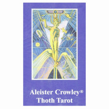 Load image into Gallery viewer, Aleister Crowley Thoth Tarot