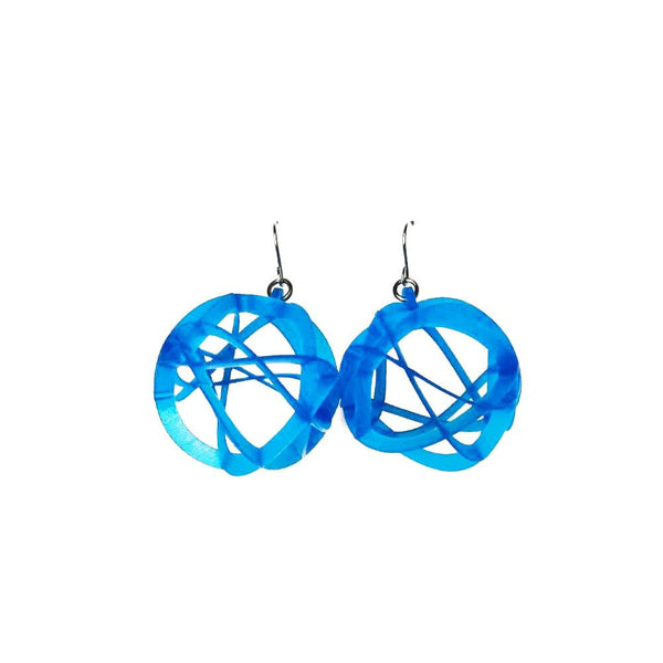 ATOMIC Earrings Small without Chains