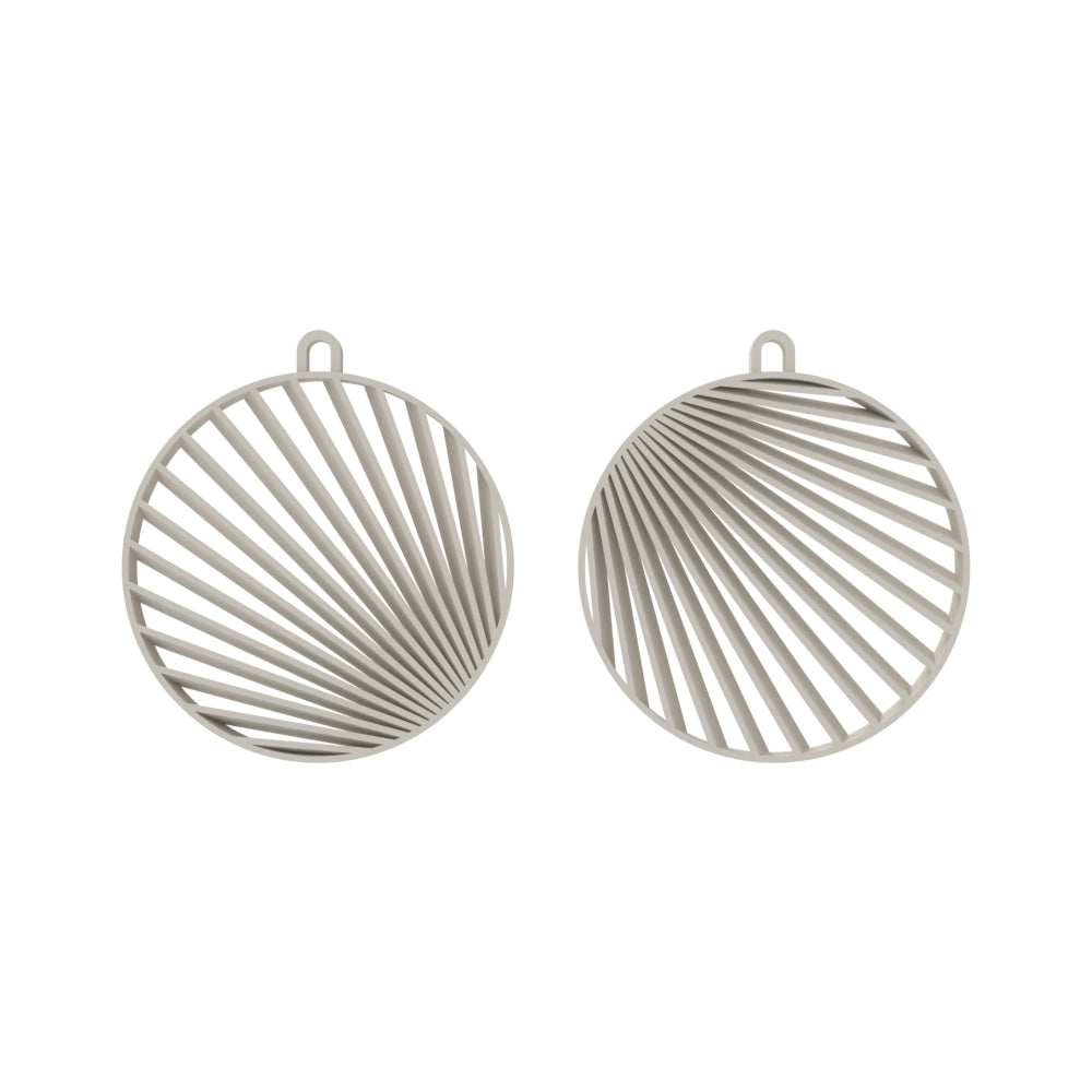 MIRAGE Earrings Round