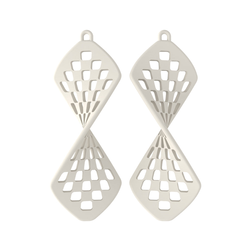 TWIST GEOMETRY Earrings