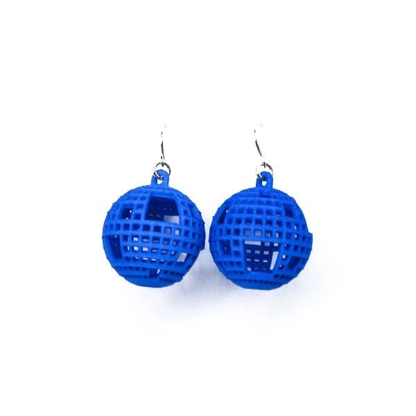 DISCO Earrings Small without Chains