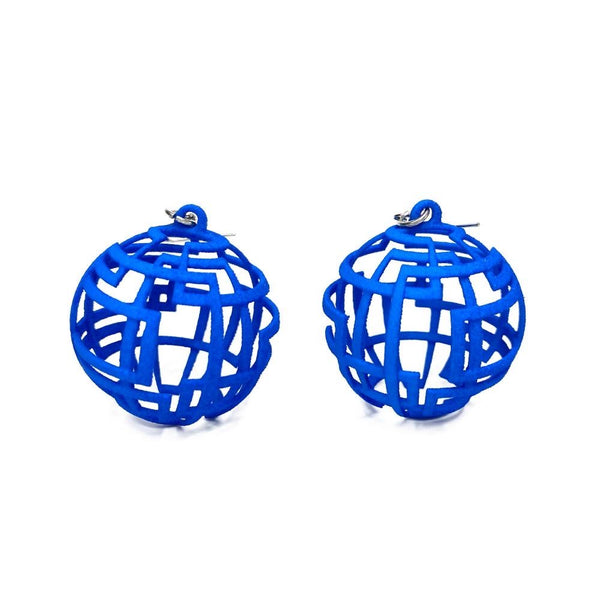 CHAOS Earrings Large without Chains