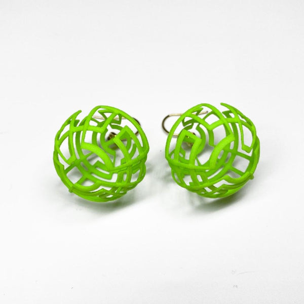 CHAOS Earrings Small without Chains