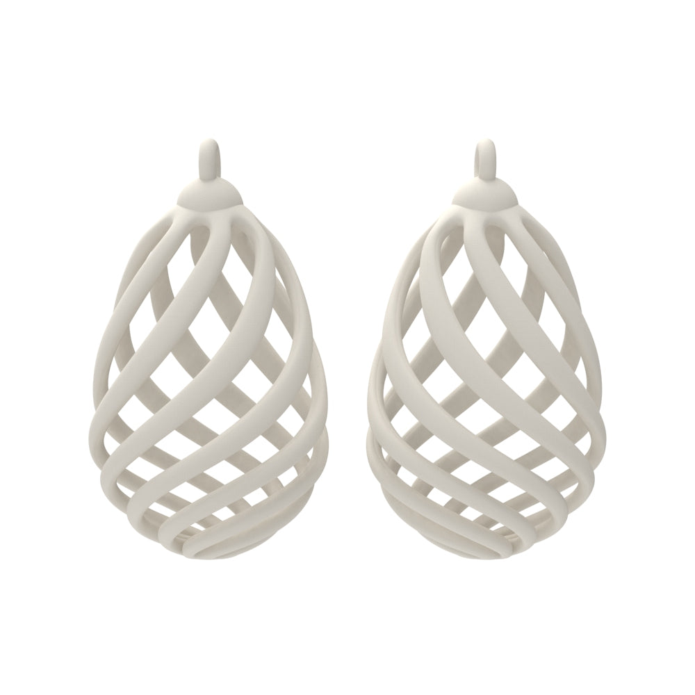 Flasket Earrings