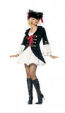 Halloween party dress uniform temptation cosplay pirate pirate clothes