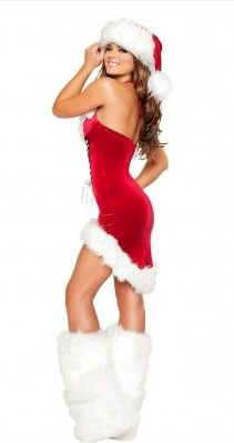 Hot Sale Red Riding Hood Christmas Costume