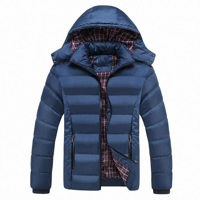 Free shipping Mountainskin 5XL Men Winter Jacket Warm Male Coats Fashion Thick Thermal Men Parkas Casual Men Branded Clothing