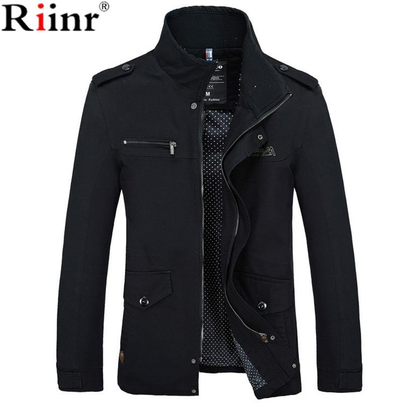Clothes Coat New Arrival Male Jacket Slim Fit High Quality Men's Spring  Clothing Man Jackets Zipper Warm Cotton-Padded
