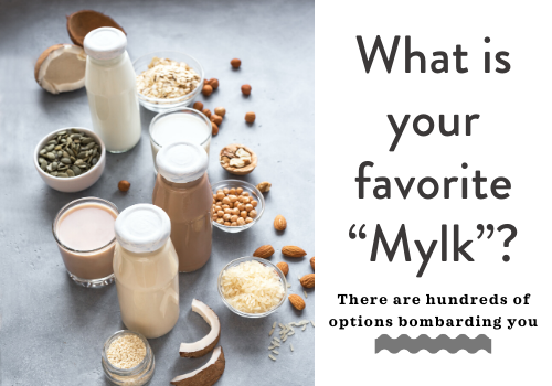 "What is your favorite ""Mylk""?"
