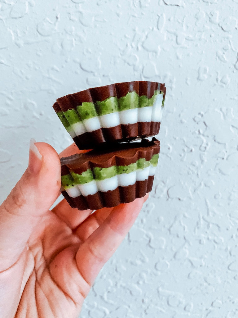 [RECIPES] Matcha Coconut Butter Cups