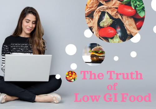 The Truth of Low GI Food and its Pros & Cons