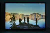 CRATER LAKE BROS Light Box