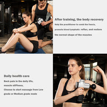 Load image into Gallery viewer, OUTSO PRO Body Deep Muscle Massager Fascia Physiotherapy Massage for Massage Relieving Pain Workout Fitness Machine