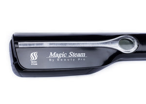 salon edition steam pod hair straightener larger capacity steam pod Pro Steam straight hair flat iron