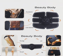 Load image into Gallery viewer, Multifunction ems trainer Health Abdominal machine electric muscle stimulator ABS Trainer fitness/Fat burning massager / Muscle Trainer