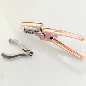 Micsunly 6D hair extension machine, 6D hair extension tool, second generation 6D hair extension machine, 6D-2 hair