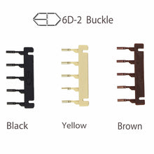 Load image into Gallery viewer, 6D hair buckle, 6D  buckle,