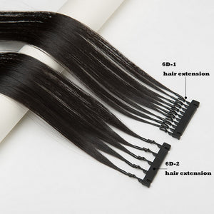 6D hair extension
