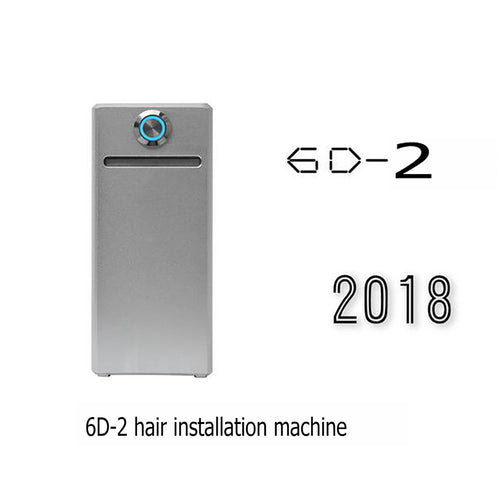 6D-2 hair installation machine