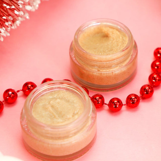 Holiday Sugar Cookie Vegan Lip Scrub
