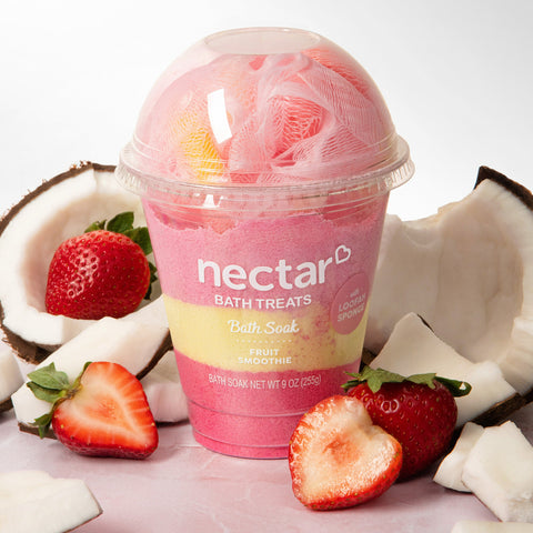 Fruit Smoothie Coconut Wax Candle (14oz)