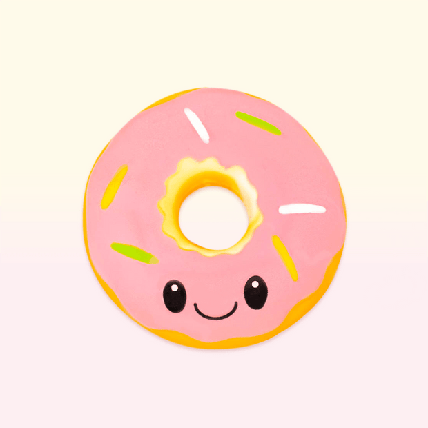 Happy Donut Slow Rise Squishy