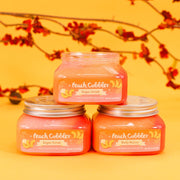 Peach Cobbler Sugar Body Scrub