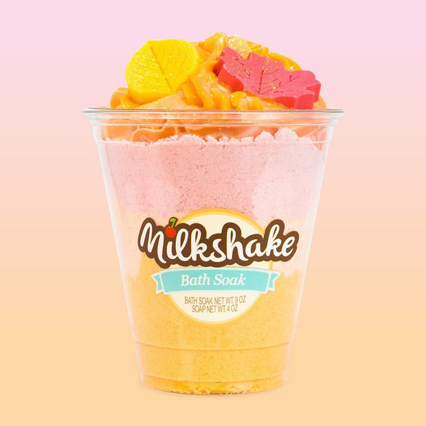Peach Cobbler Milkshake Bath Soak