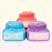 Mix & Match Body Scrub 3-Pack