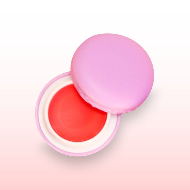 Holiday Sugar Cookie Vegan Macaron Lip Butter