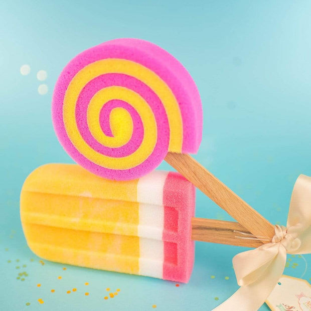 Nectar Bath Treats 2 For $12 Mix & Match Exfoliating Sponges
