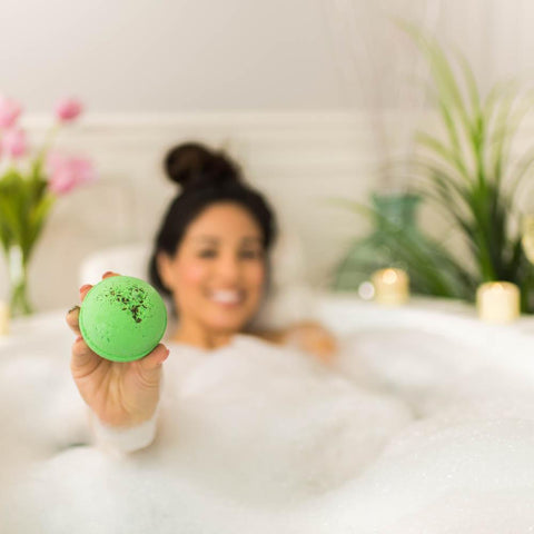 Nectar Bath Treats Awaken Your Senses Bath Bomb bath bomb