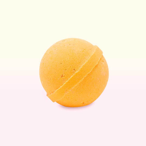 Nectar Bath Treats Candy Corn Bath Bomb bath bomb