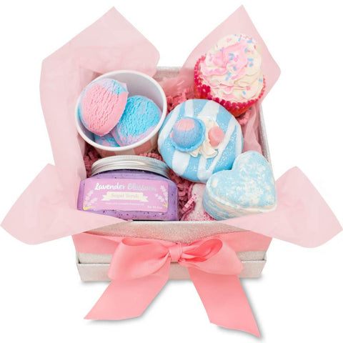 Nectar Bath Treats Custom Mix & Match Occasion Gift Set Bath and Body Gift Set